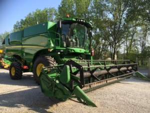 COM UNUSED 2013 JOHN DEERE S670I
