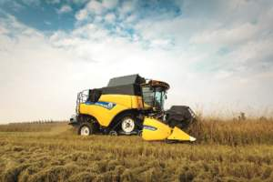 New Holland ha visto buone performance da parte in particolare delle assiali CR.