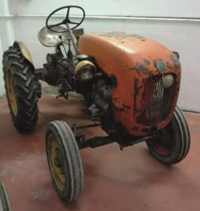 L 15 per l'agricoltura: motore Slanzi da 13 cv, ne sono stati prodotti solo 14 esemplari.