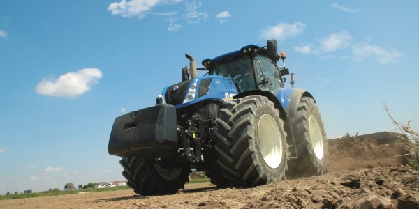 Trattore New Holland T7.315 Heavy Duty