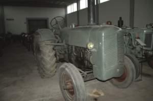 Un pezzo di storia della meccanica svedese: Bolinder Munktell BM-21 del 1951 (45 cv).