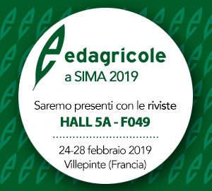 Edagricole a SIMA 2019