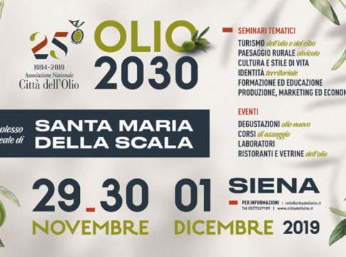 associazione città dell'olio 25 anniversario